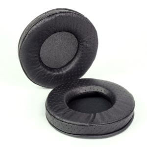 Dekoni Audio Fenestrated Sheepskin Ear Pad Set for Audio Technica ATH-AD Series Open Back Audiophile Headphones