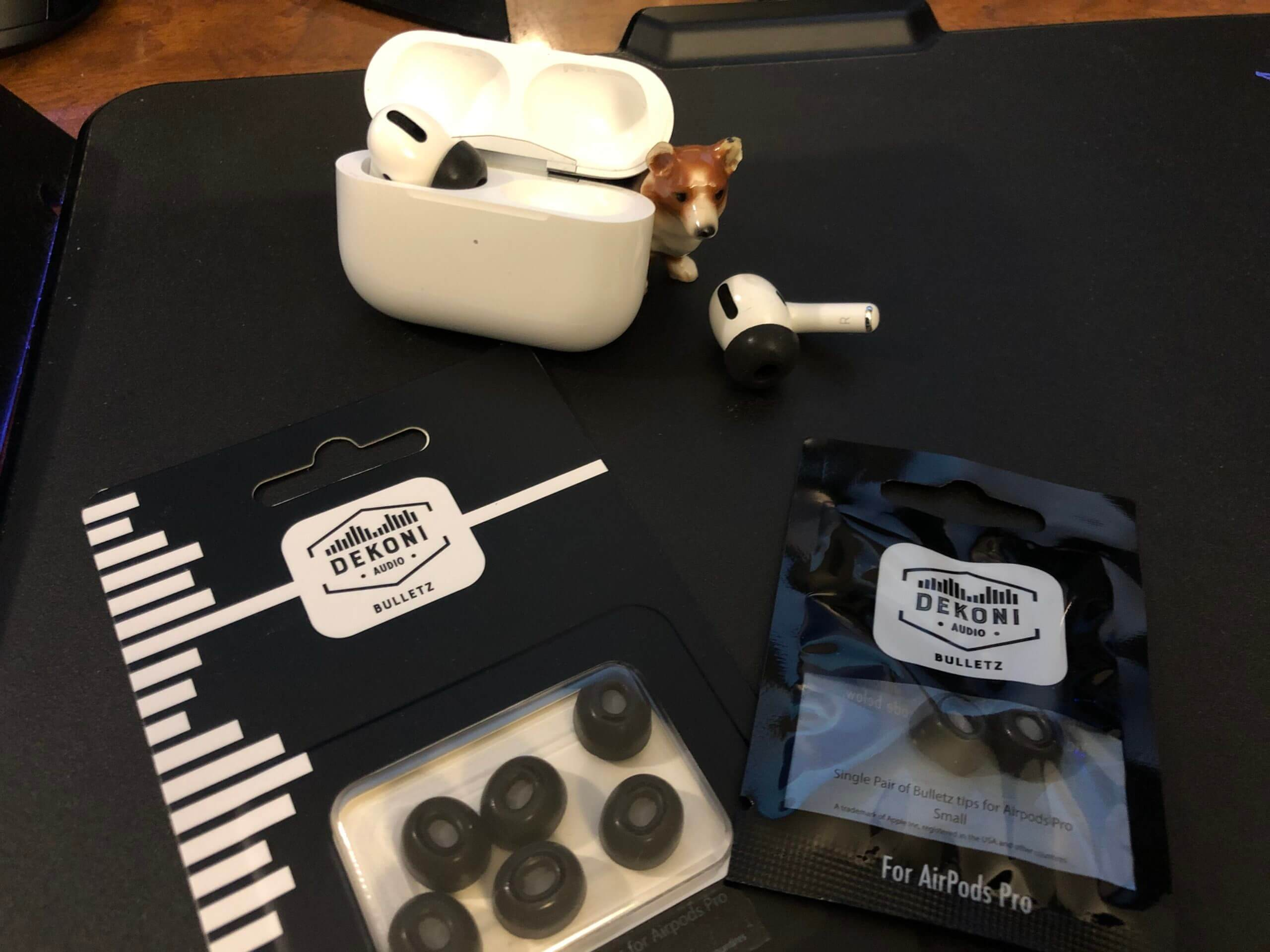Bulletz for Airpods Pro Head-Fi Review by User corgifall